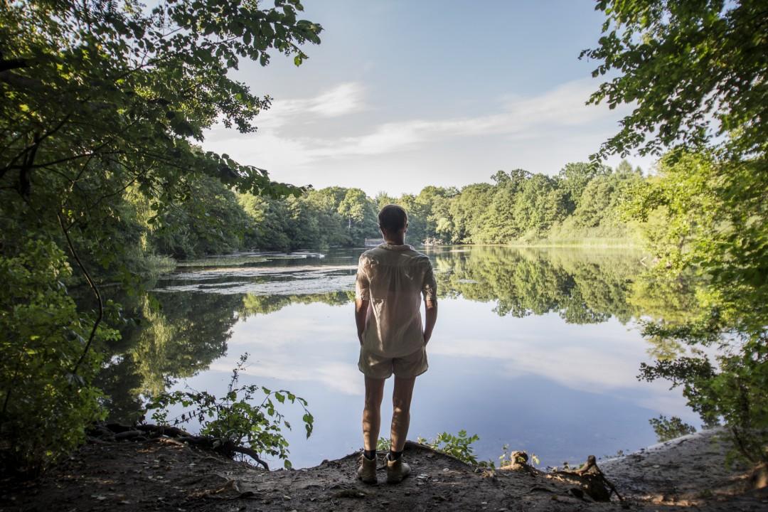 Julie Frölich fotograferet for Natur & Miljø.  Foto: Laust Jordal