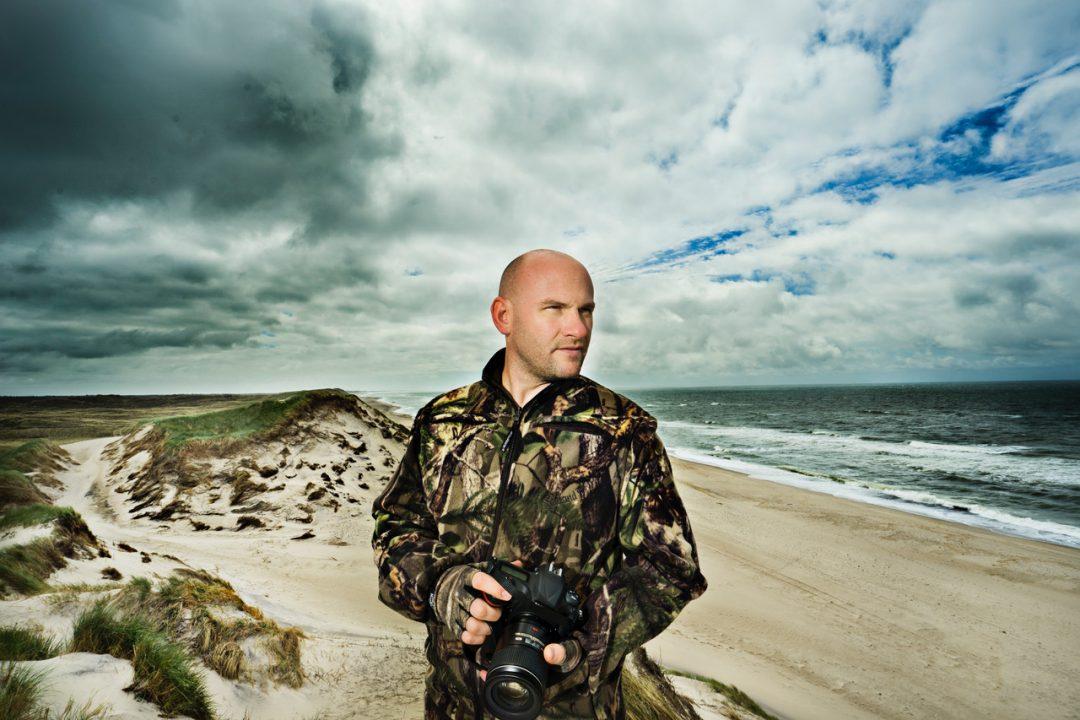 Naturfotograf Mikkel Jezequel