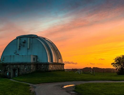 Stjerner. Stjernekigger. Brorfelde Observatorium. Stjerner. Stjernekigger.